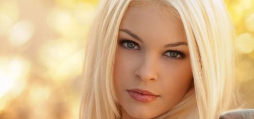 blondinka